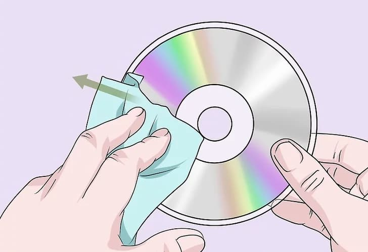 چگونه دیسک PS4 را تمیز کنیم؟