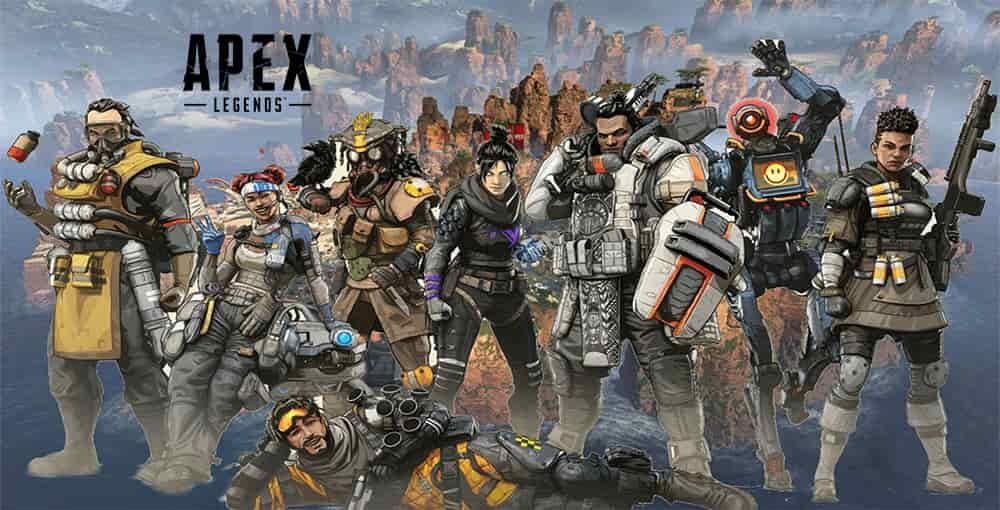 تعداد بازیکنان بازی Apex Legends