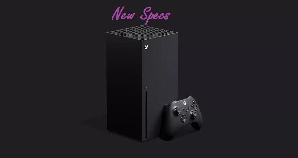 مشخصات جدید Xbox Series X منتشر شد