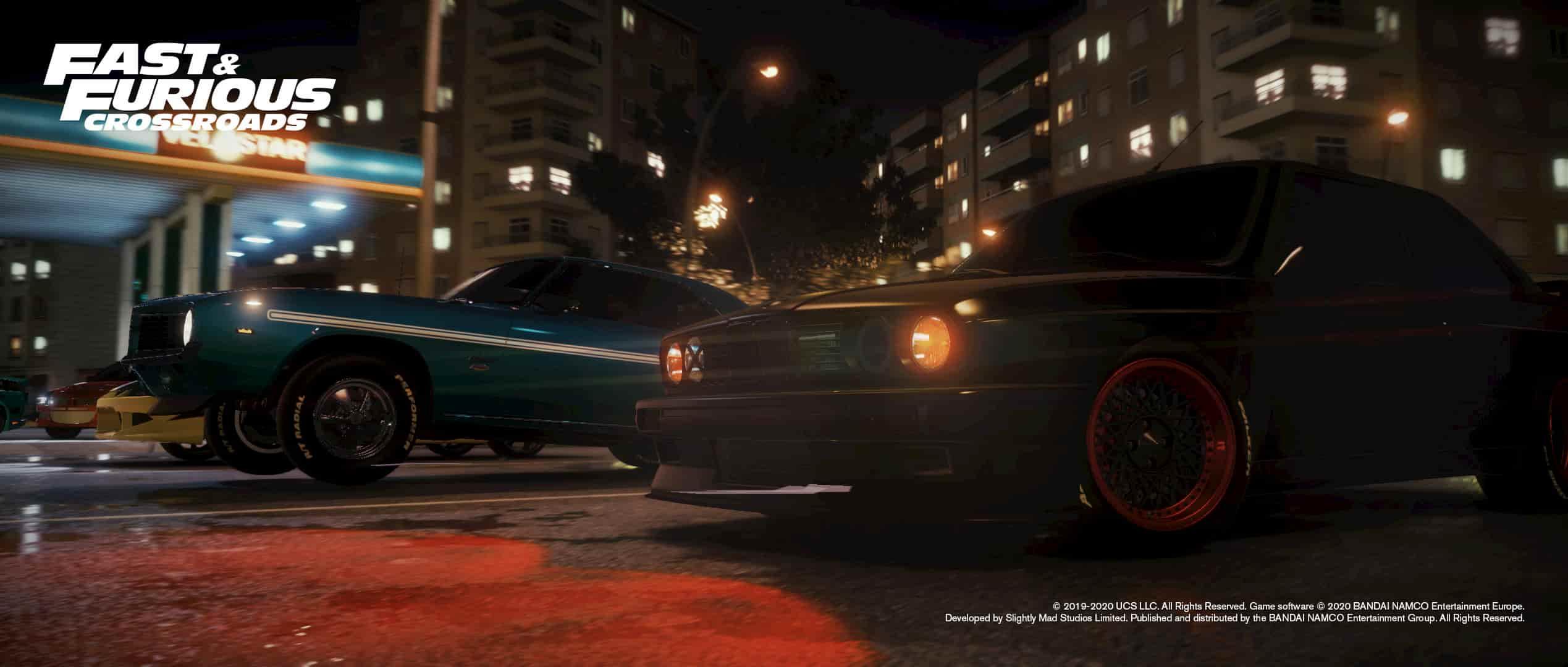 انتشار بازی Fast & Furious Crossroads به تعویق افتاد