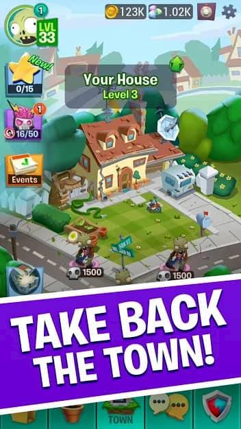 بازی Plants vs Zombies 3 برای اندروید