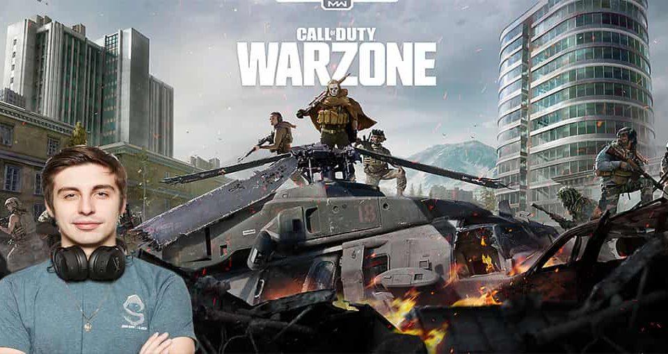 انتقاد شدید Shroud از Call of Duty Warzone