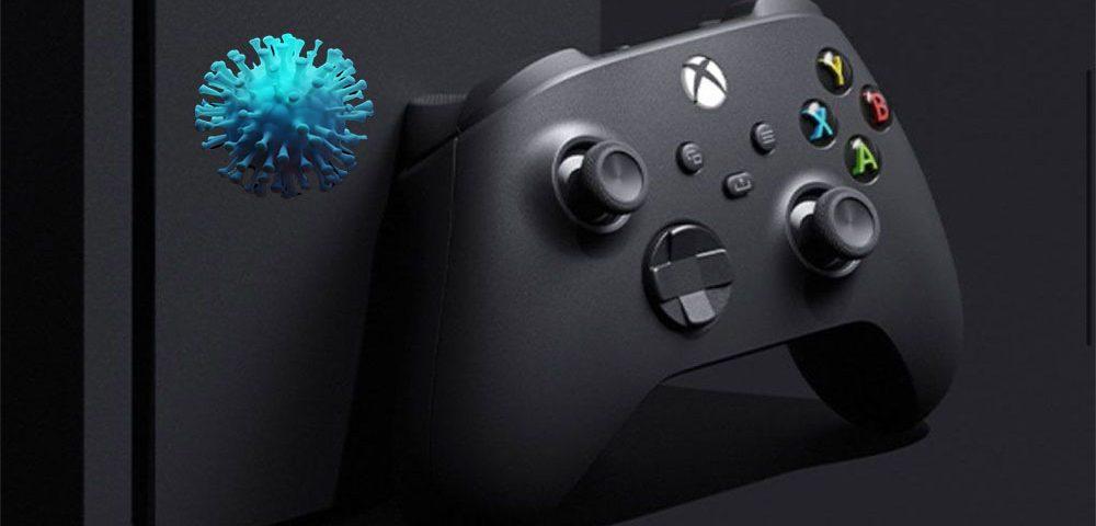 Xbox Series X تحت تاثیر ویروس کرونا