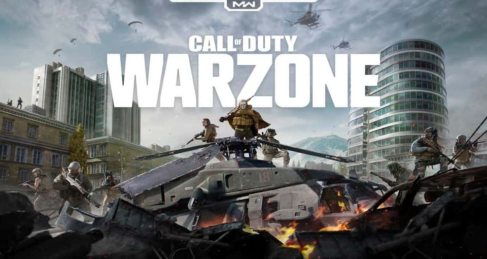 ویژگی های Call of Duty Warzone