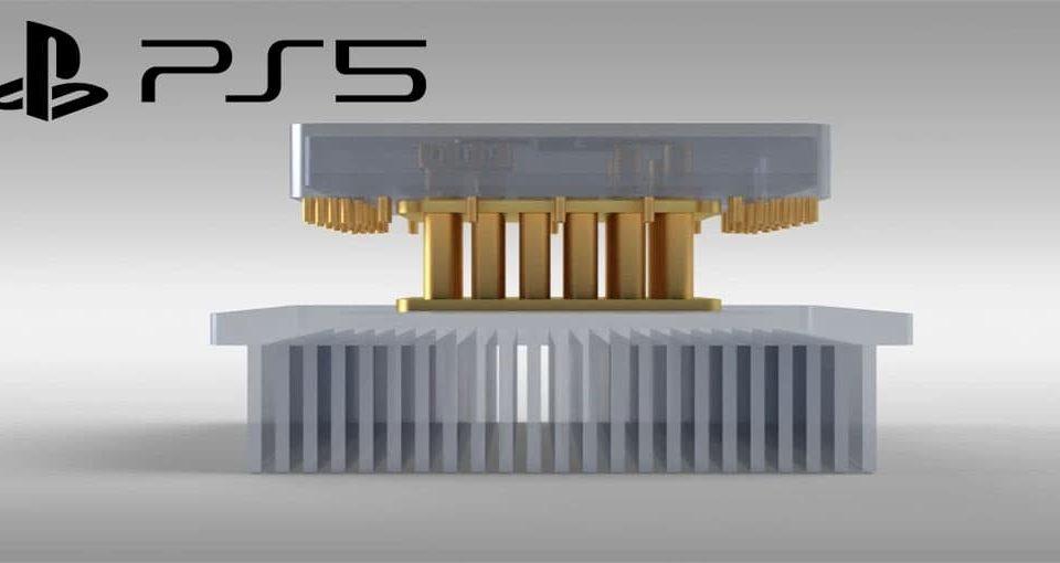 سیستم خنک کننده PS5 مشخص شد