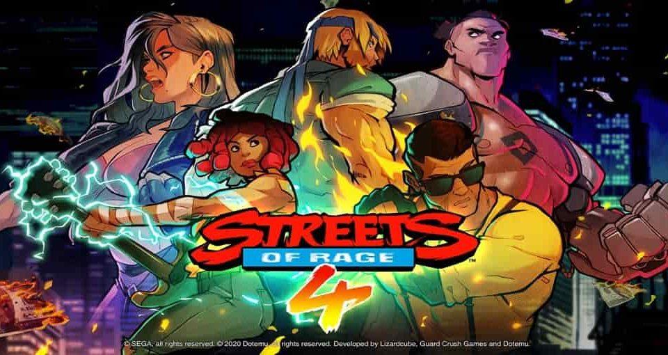 تاریخ انتشار Street of Rage 4 مشخص شد