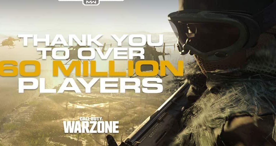 Call of Duty Warzone رکوردی دیگر شکست