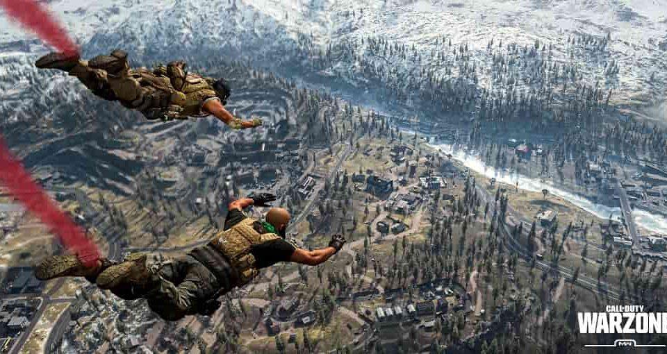 آپدیت Warzoneبرای PS5 و Xbox x تائید شد