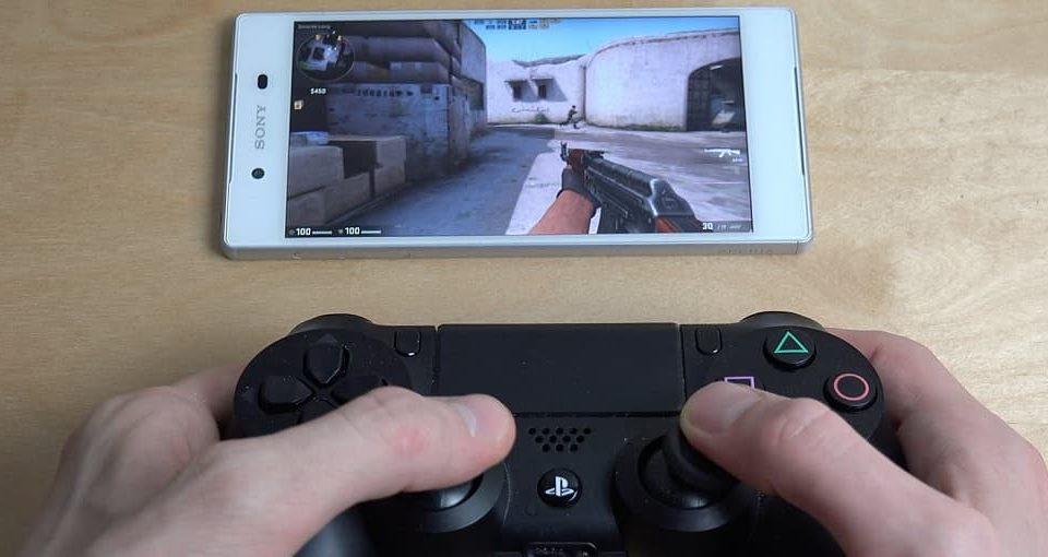 وصل کردن دسته PS4 به اندروید