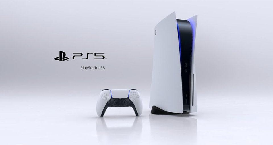 ظاهر PS5 و بازی ها مشخص شد
