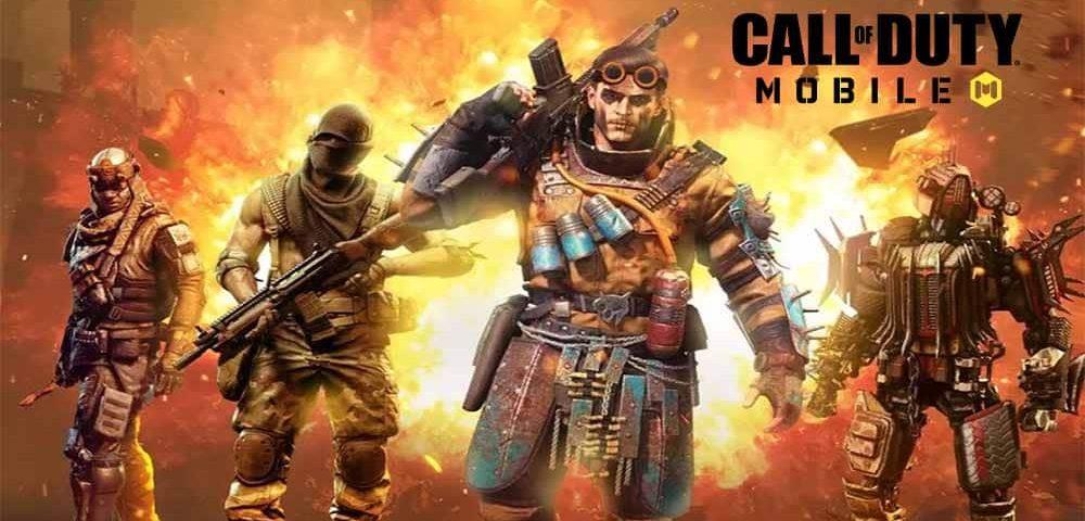 فصل8 Call Of Duty موبایل شروع شد