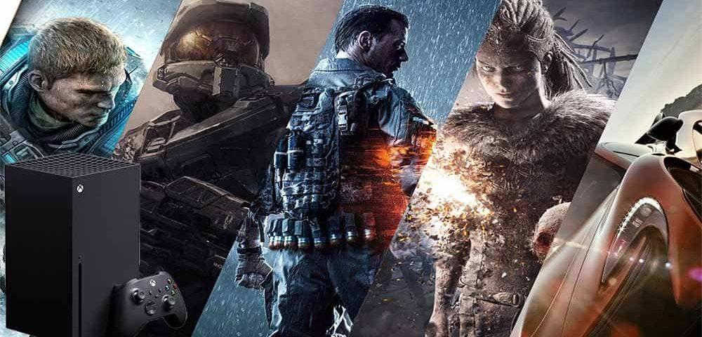 تمام بازی های معرفی شده Xbox Series X