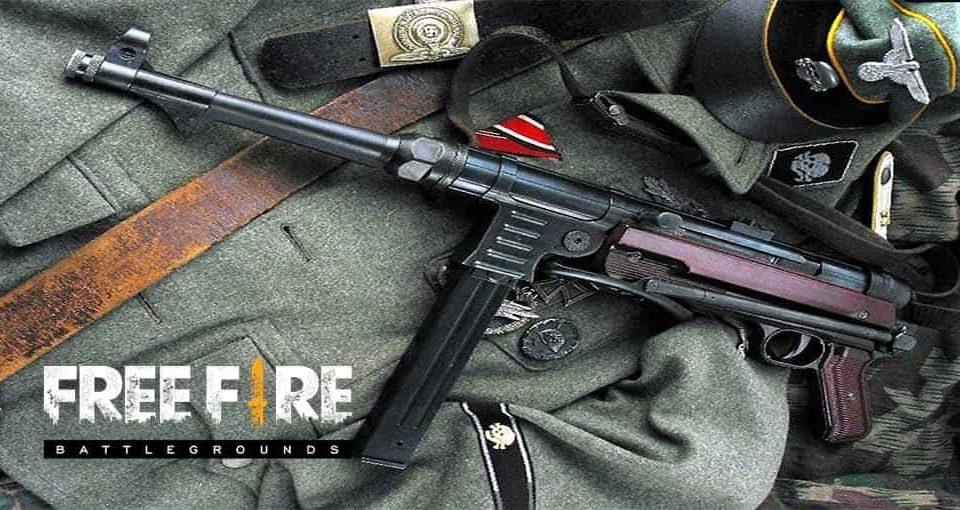 بهترین تفنگ های فری فایر Free Fire در رنج نزدیک