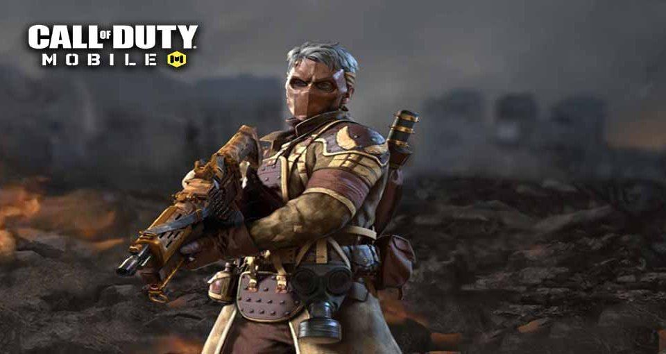 اسلحه و اسکین رایگان Call of Duty Mobile فصل ۹