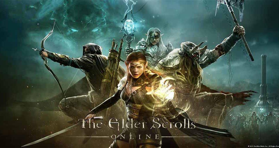 بازی The Elder Scrolls Online رایگان شد