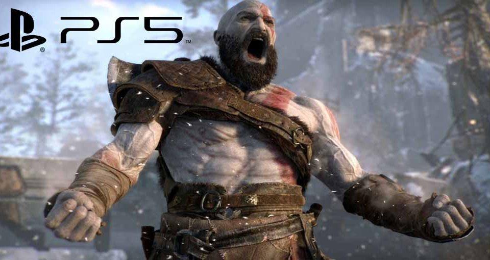 احتمال معرفی God of War 5