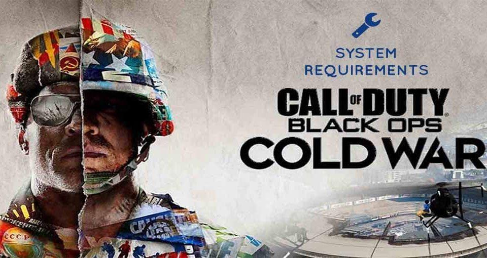 سیستم مورد نیاز Call of Duty: Cold War مشخص شد