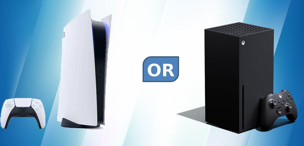 PS5 بهتره یا Xbox Series X؟