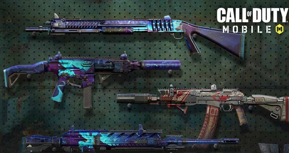 بهترین تفنگ های Call Of Duty موبایل فصل ۱3