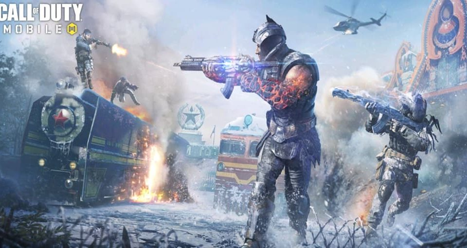 اسلحه و اسکین رایگان Call of Duty Mobile فصل ۱3