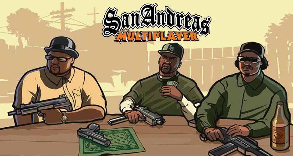 آموزش آنلاین بازی کردن GTA San Andreas