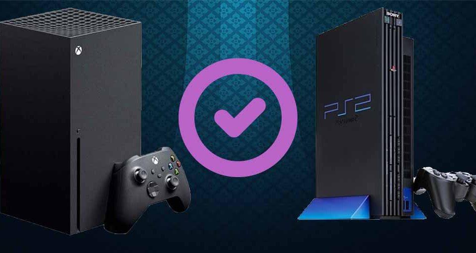 اجرای بازی های PS2 در Xbox Series X