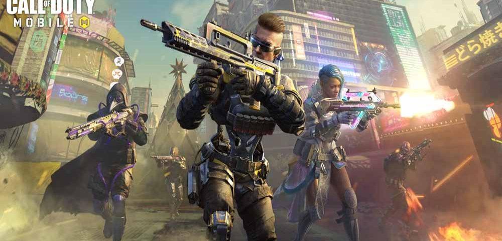 اسلحه و اسکین رایگان Call of Duty Mobile فصل ۱۴