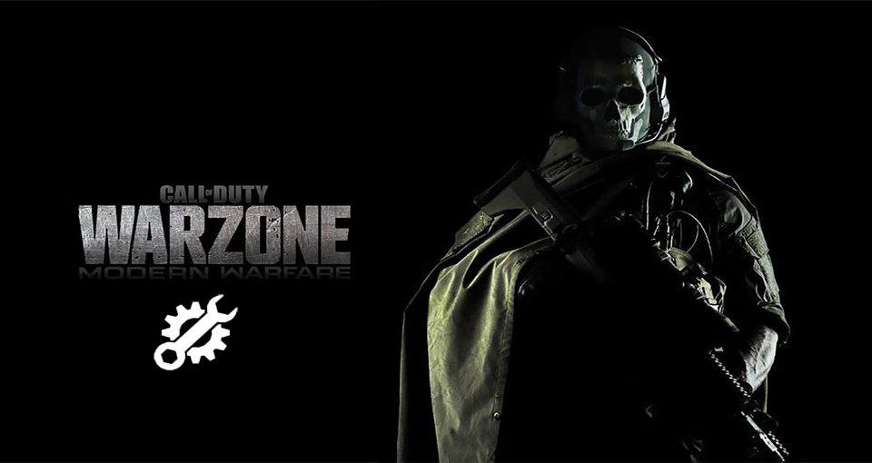 تنظیمات مخفی Warzone برای بازی حرفه ای
