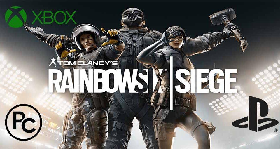 بازی Rainbow Six رایگان شد