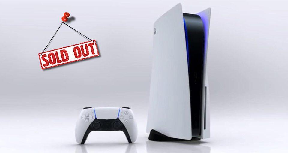 کمبود موجودی PS5 تا سال 2022