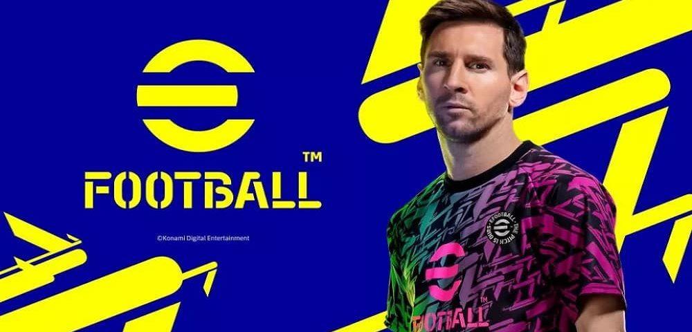 سری جدید و رایگان PES با نام eFootball معرفی شد