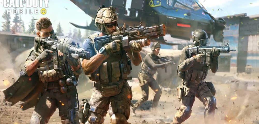 اسلحه و اسکین رایگان فصل۷ Call of Duty Mobile