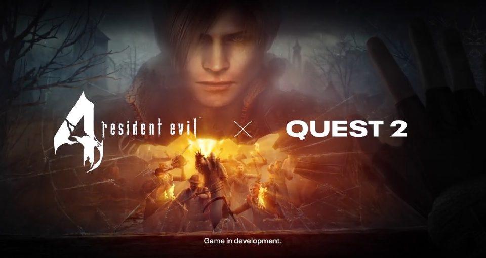 تریلر گیم پلی Resident Evil 4 نسخه VR