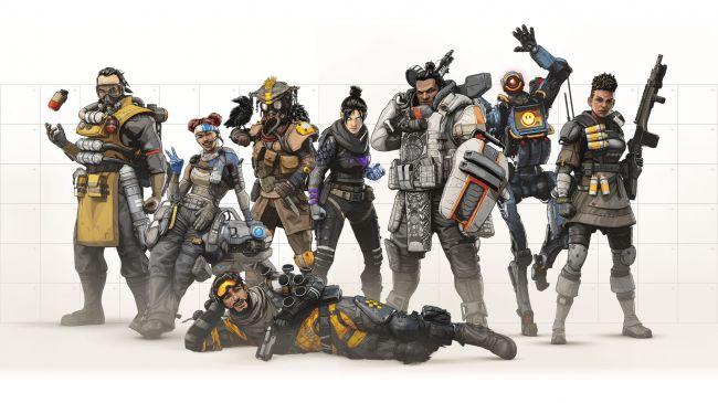 بازی اپکس لجند (Apex Legends)