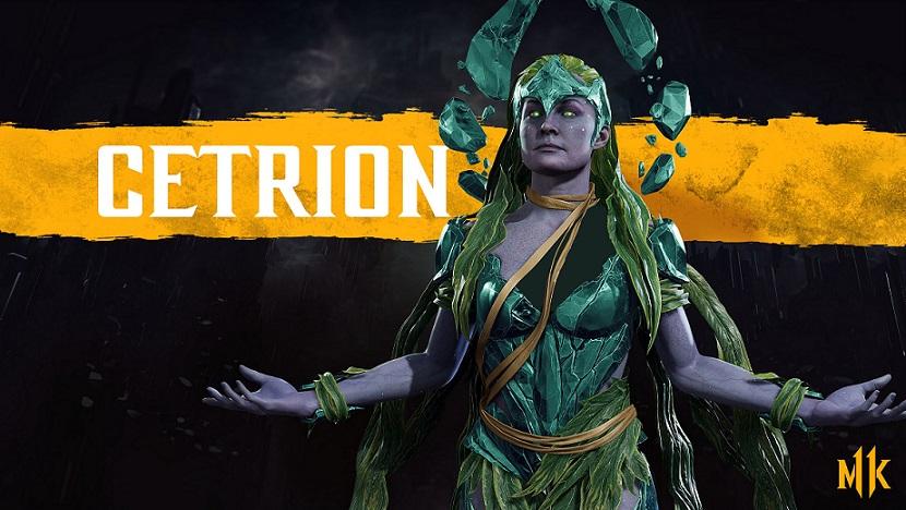 شخصیت ستریون (Cetrion)