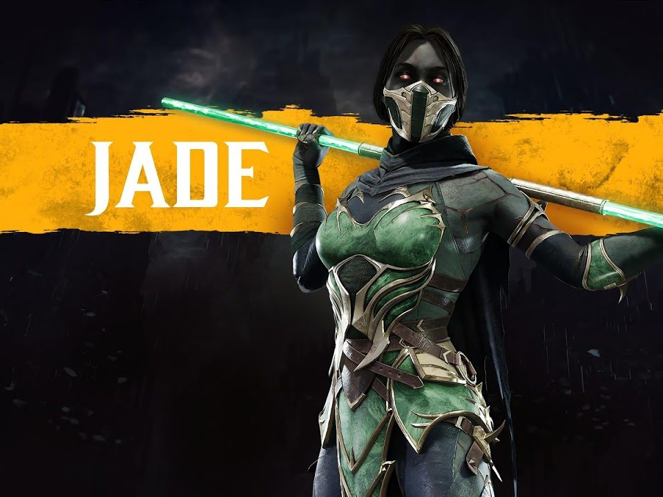 شخصیت جید (JADE)