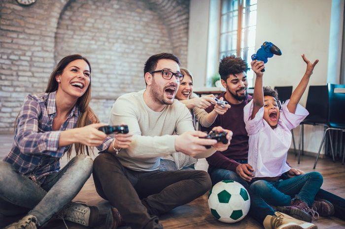 بازی کامپیوتری گروهی تابستانه