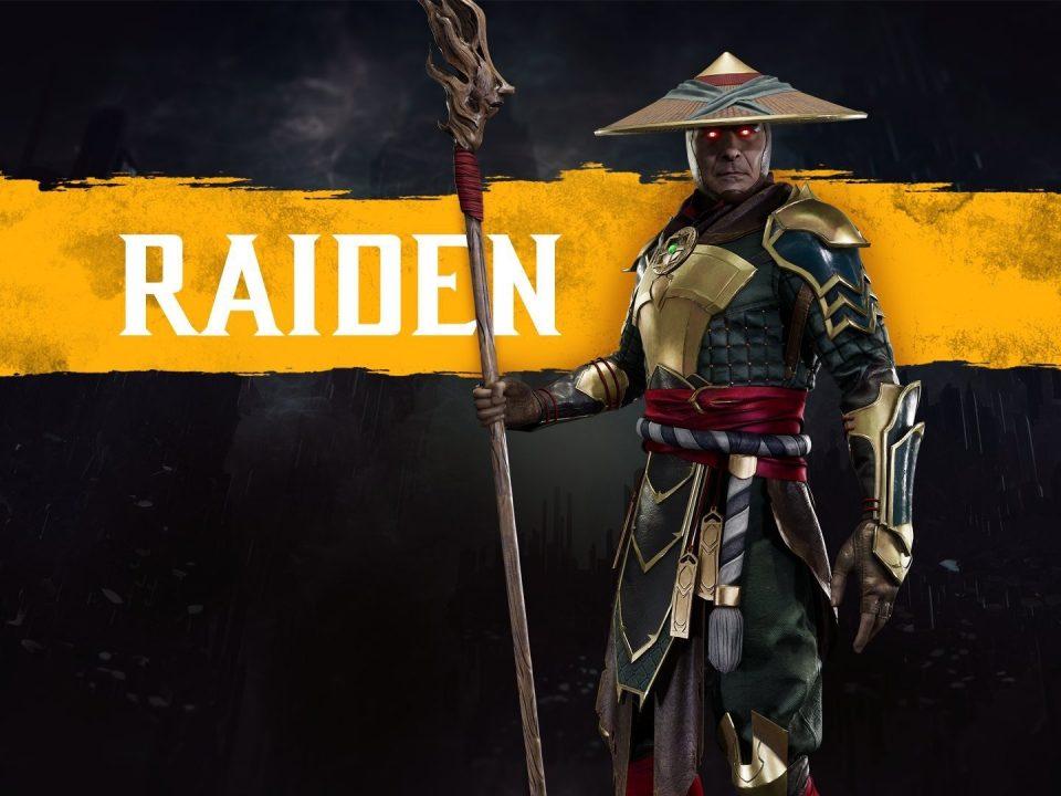 شخصیت رایدن (RAIDEN)