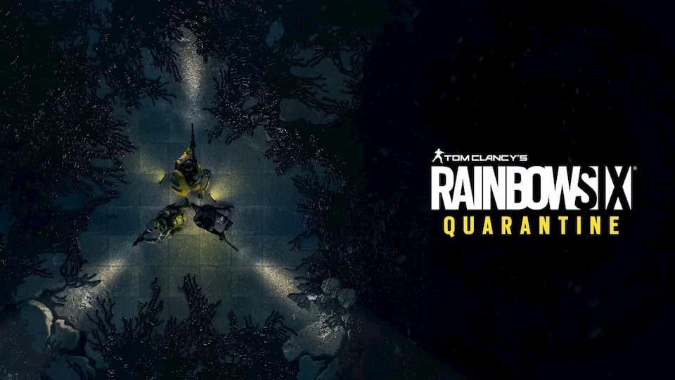 ثبت نام بتای Rainbow Six Quarantine