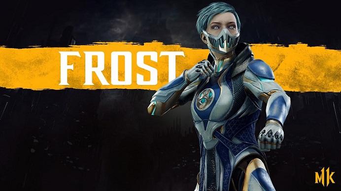 شخصیت فراست (Frost) در مورتال کمبت