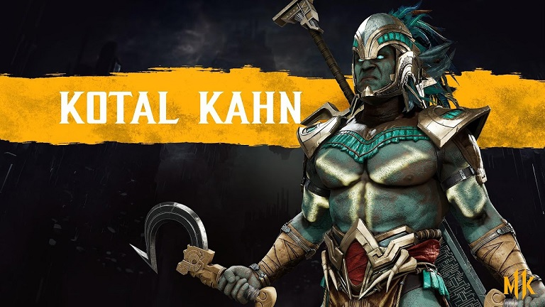 شخصیت کوتال کان (Kotal Kahn) در مورتال کمبت
