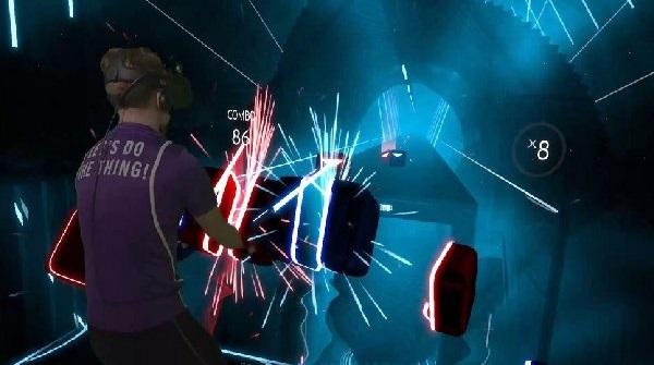 واقعیت مجازی در گیم سیتی مجموعه باغ جوان
