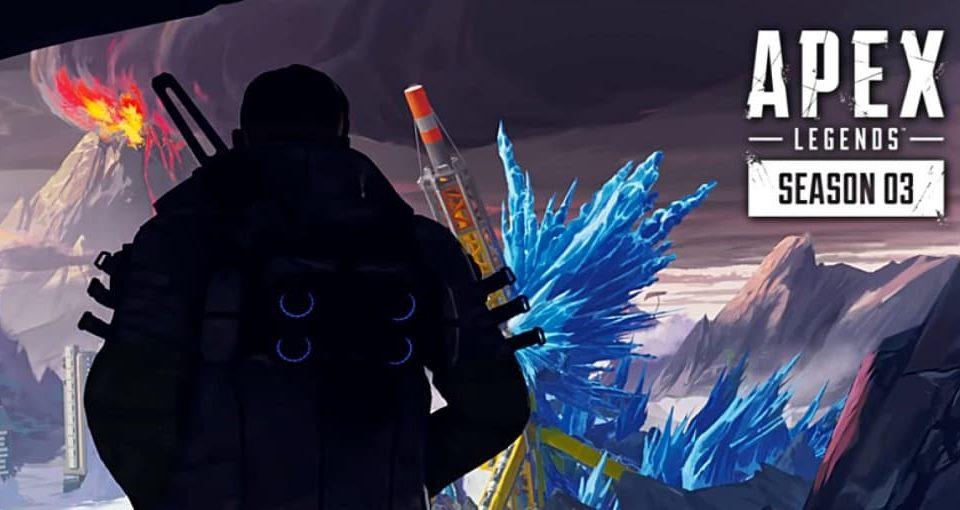 نقشه جدید بازی Apex Legends