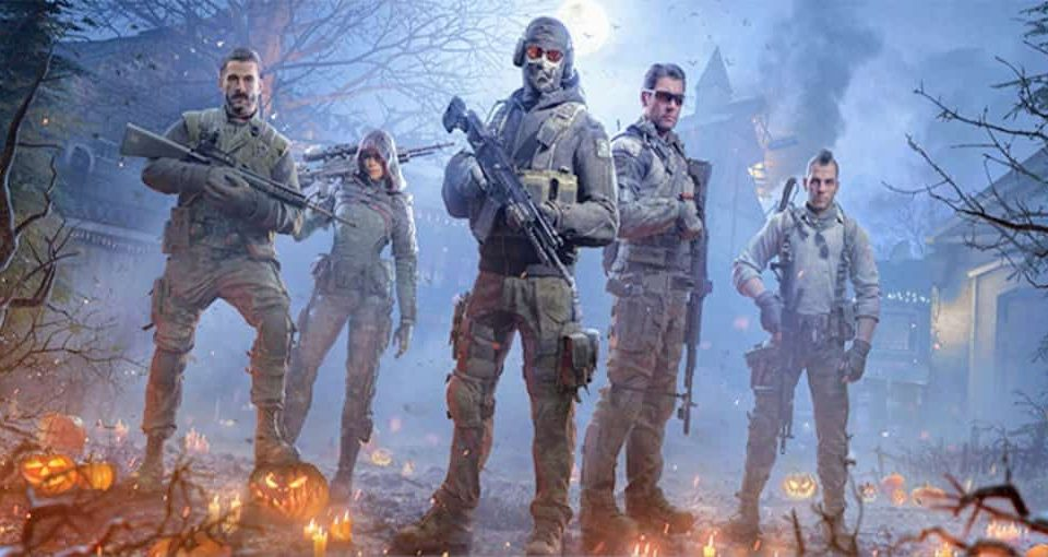 ایونت هالووین Call Of Duty موبایل