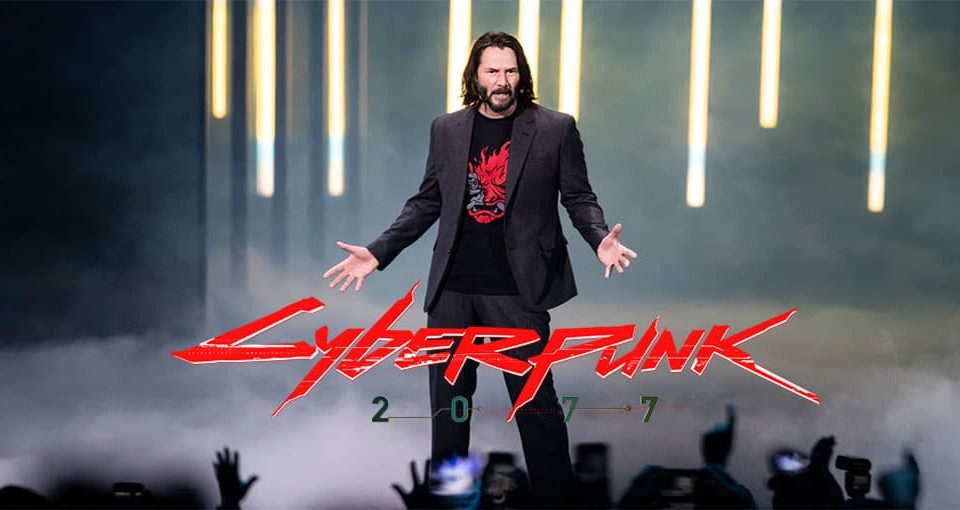 Keanu Reeves و بازی Cyberpunk 2077
