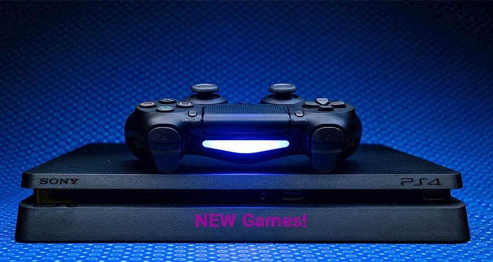 جدید ترین بازی های PS4