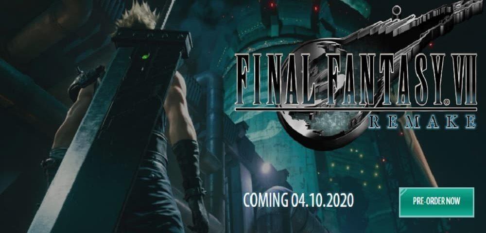 تاریخ انتشار Final Fantasy 7 Remake به تعویق افتاد