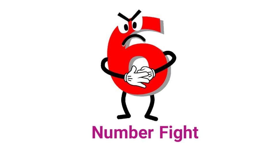 بازی ریاضی جنگ عدد