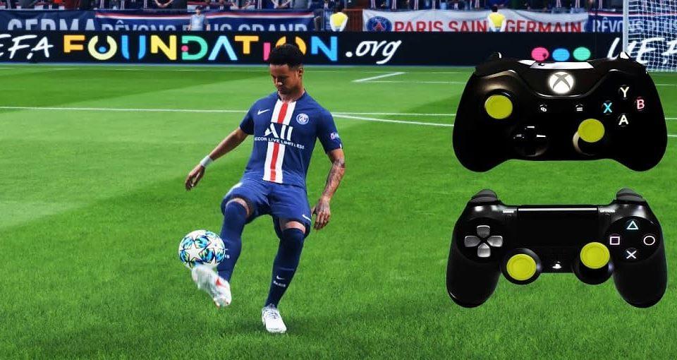 آموزش تمام تکنیک های FIFA20