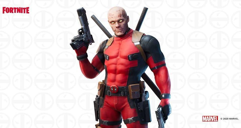 چلنج Deadpool فورتنایت رو تمام کنید تا ماسکش رو دربیاره